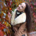 Осенняя фотосессия в Москве