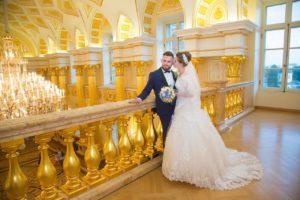 Свадебная съёмка в Москве