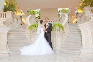 Свадебная фотосессия Крокус Сити Молл