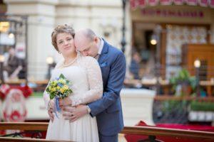 Свадебная фотосессия в ГУМе отзывы