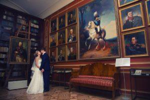 Свадебная фотосессия в Голицыно