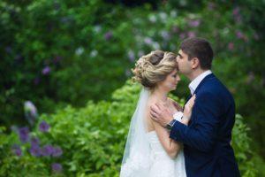Свадебная фотосессия в ботаническом саду Москва