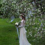 Свадебная фотосъемка в Москве стиль Бохо