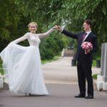 Свадебный фотограф в Новодевичьем монастыре