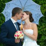 Свадьба летом в усадьбе Архангельское