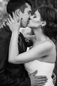 Студийная свадебная фотосессия в Москве