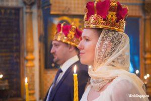 Фотограф на венчание в церкви