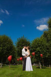 Фотограф на свадебную фотосъемку в Москве