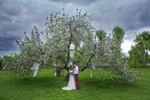 Фотосессия в садах Москвы