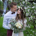 Фотосессия свадеб в Москве
