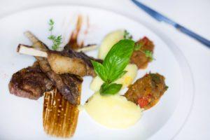 Фотосъемка еды и продуктов
