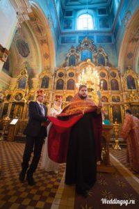 Фотосъемка на венчание Лобне