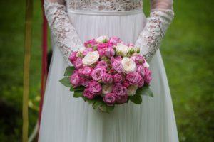 Фотосъемка свадьбы в Новодевичий монастырь