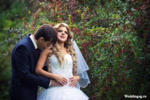 Цена свадебного фотографа на свадьбу