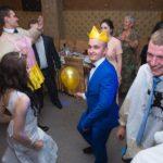 интересная свадебная фотосессия