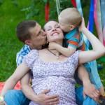 красивые семейные фотосессии