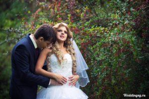 Лучшие места в Москве для свадебной фотосессии