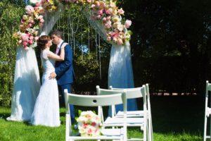 Лучшие свадебные фотосессии
