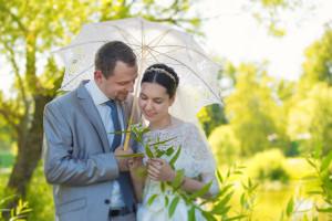 свадебная прогулка в Одинцово