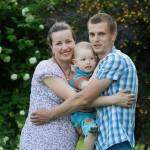 сделать семейную фотосессию в Москве