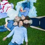 сделать семейную фотосессию