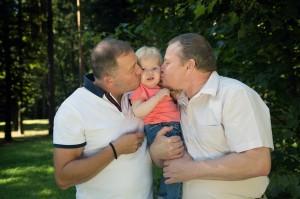 Семейная фотосессия в Тучково