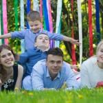 Семейная фотосессия недорого Москва