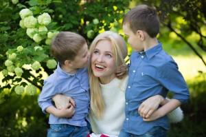 семейная фотосессия недорого
