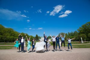 услуги свадебного фотографа Москва
