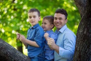 фотографии семейной фотосессии
