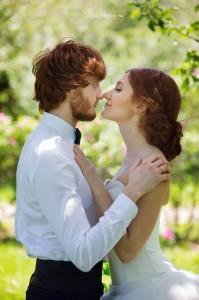 фотограф на свадьбу недорого в Москве