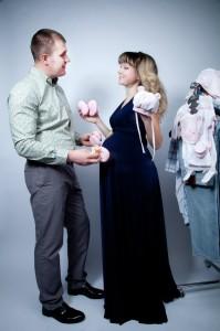 Фотосъемка беременных девушек в Одинцово
