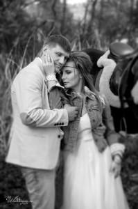 Черно белые свадебные фотографии