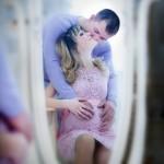фотосъемка беременности с мужем
