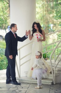 Фотограф на свадьбу в Одинцово