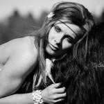 Свадебная фотосессия на лошадях