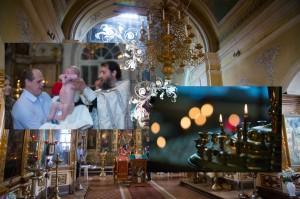 фотосъемка крестин в Москве
