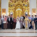 А вы венчались в церкви? Венчание.