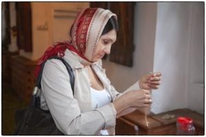 Фотограф в Наро-Фоминске на крещение детей