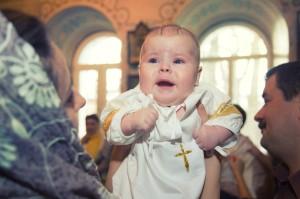 профессиональный фотограф на Крестины детей