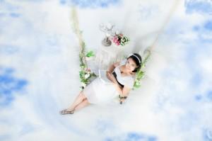 фотограф для фотосессии в ожидании чуда