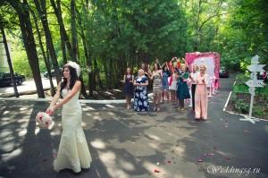 Фотограф на выездную свадьбу