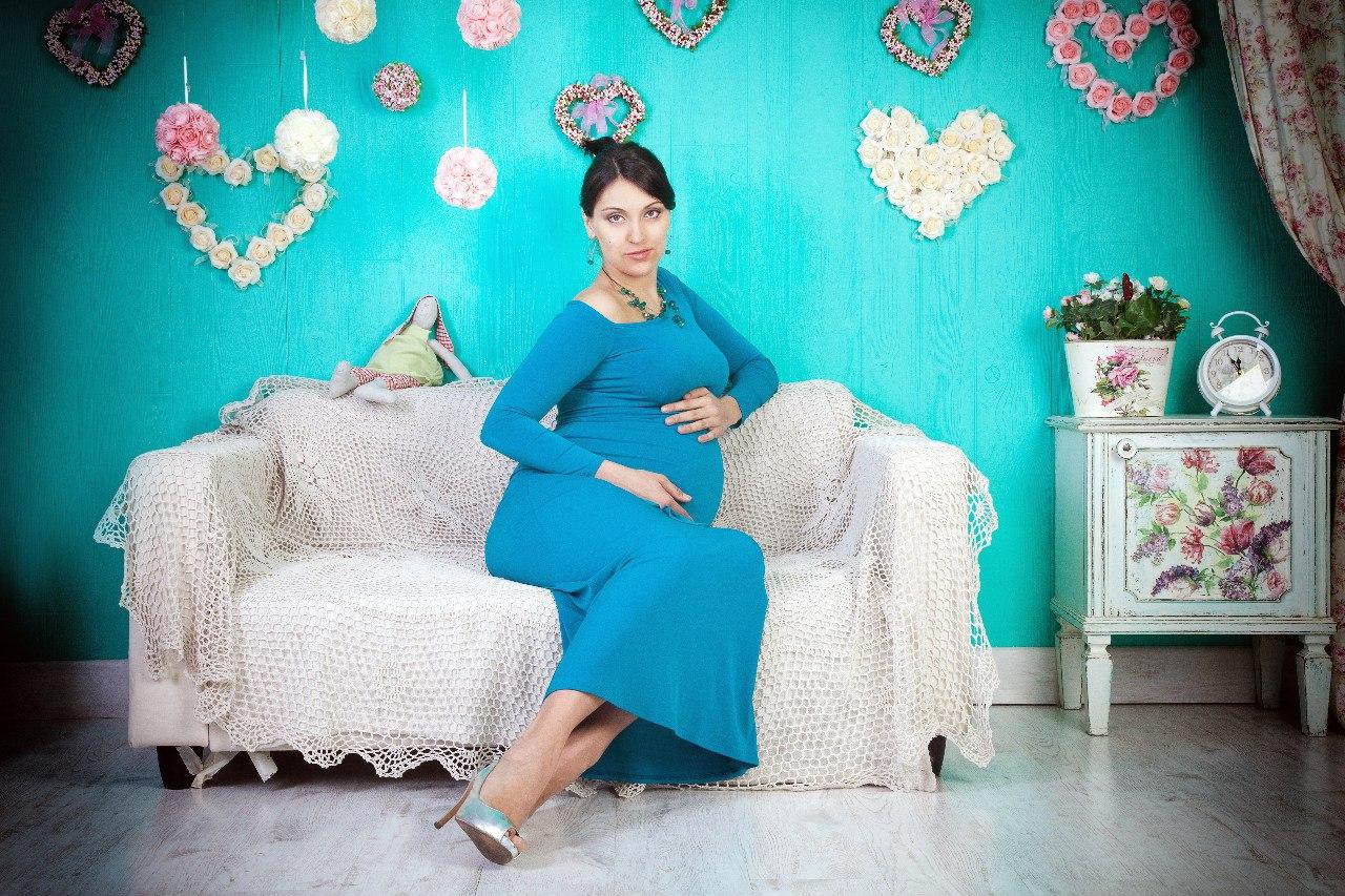 Студийнаясъемка для беременной недорого