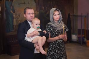 Фотограф на Крестины в Звенигороде Сергей Грачёв