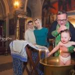 Фотограф на крещение в Алабино