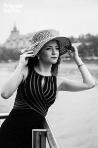 портреты на теплоходе по Москва реке