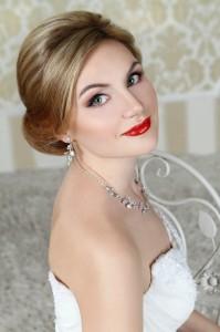 визажист свадебный макияж
