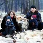 Фотосессия с животными в Москве