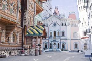 Свадебный фотограф в Измайловском кремле Сергей Грачёв