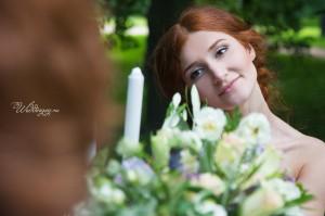 Свадебная фотосессия с декором